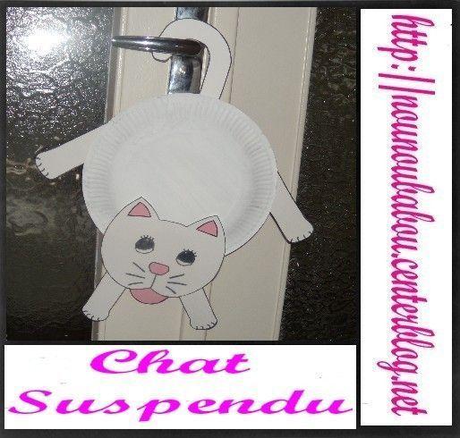 Suspendu Dans le chat