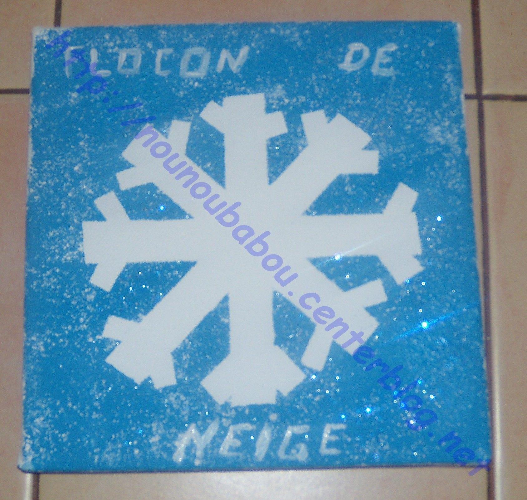 Flocon de neige - Flocon de neige en papier origami ...